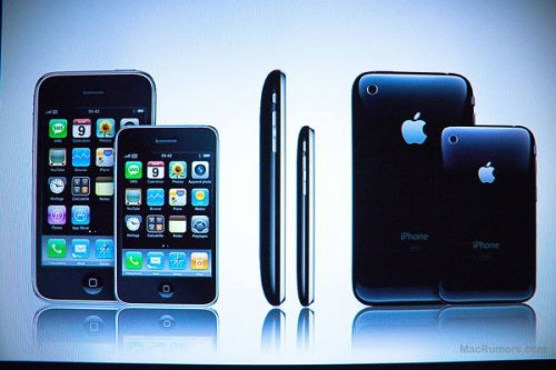 iPhone Nano concept photo surfaces