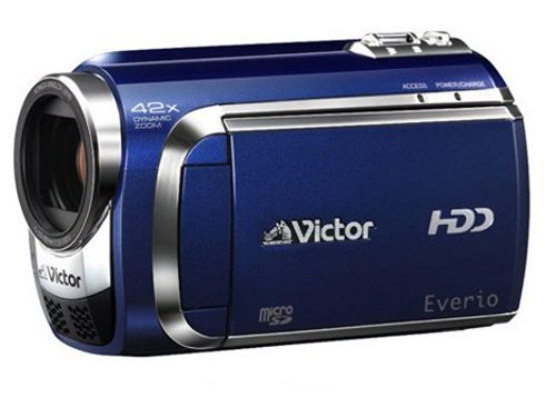 JVC intros two new camcorders