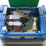 Working LEGO PlayStation