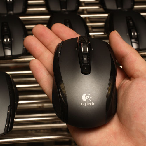 Logitech Billionth Mouse