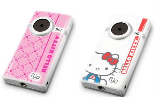Hello Kitty strikes again with HK Flip Mino