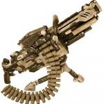 Nerf dart gun modded into an awesome chaingun