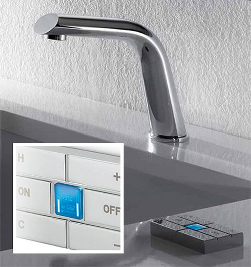 X-Touch Mixer Faucet may be too precise