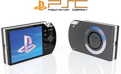 Playstation Compact camera