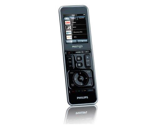 Philips Universal Remote Prestigo SRT9320 gets a touchscreen