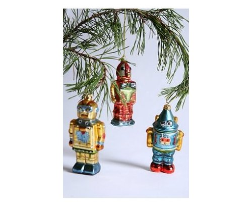 The Botropolis robot gift guide 2008