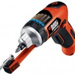 Electric Screwdriver holds screws, screws you out of $4000