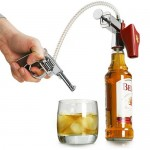 Shots Gun Drink Dispenser makes you the new Sheriff in town