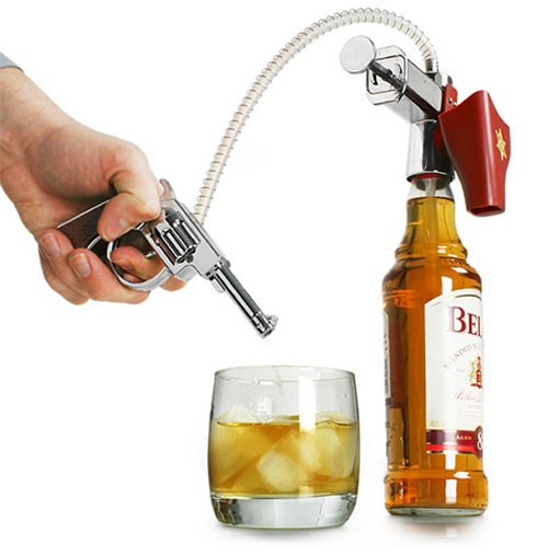 Shots Gun Drink Dispenser