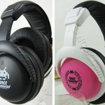 Space Invaders headphones now available