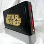 Star Wars Nintendo Wii Case Mod