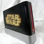 Star Wars Nintendo Wii Case Mod