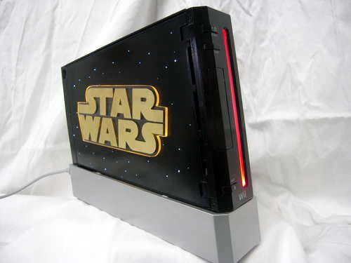 Star Wars Rock Band Awesome. Star Wars Nintendo Wii Case