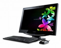 All-in-one PC with 26-inch display from TG Sambo