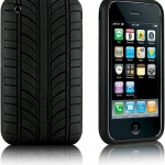 Tire Tread iPhone 3G case