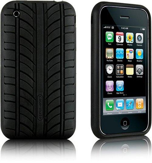 Tire Tread iPhone 3G case