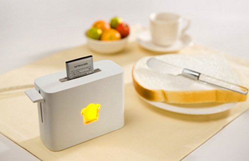 Toasty Charger is part of a balanced battery breakfast