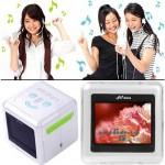 Tomy Hi-Kara portable Karaoke box