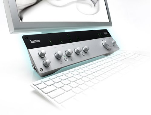 Lexicon intros I-ONIX USB desktop recording interfaces