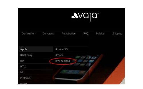 More iPhone Nano rumors