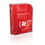 Microsoft Vista Ultimate gets (PRODUCT)RED treatment