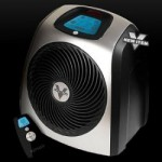 Vornado TVH 600 Space Heater with touchscreen