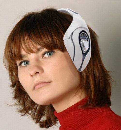 Webcam equipped headphones put eyes over your ears
