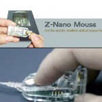 Z-Nano is the world's smallest Mouse