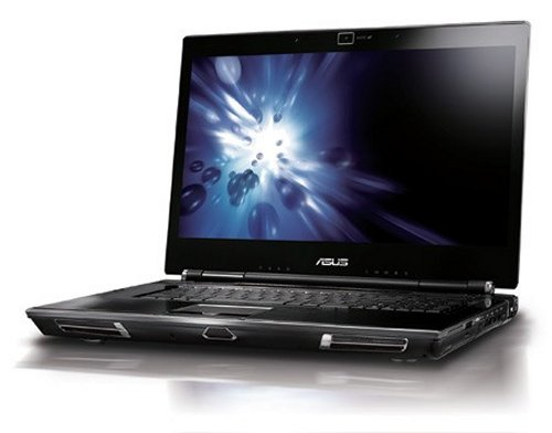 ASUS debuts 18.4-inch W90 gaming laptop