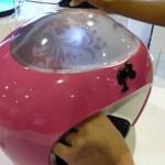 Barbie Digital Nail Printer prints on your fingernails