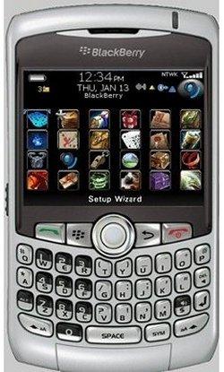 World Of Warcraft theme on BlackBerry