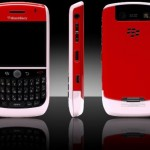 BlackBerry Curve 8900 gets the Colorware treatment