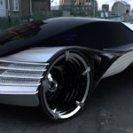 Cadillac WTF: Zero maintenance with 24 wheels