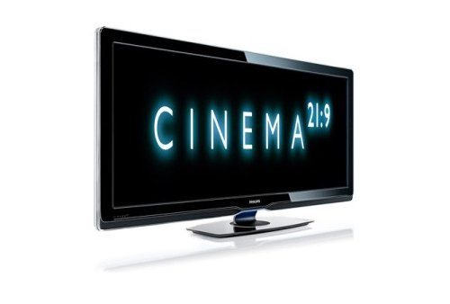 Philips intros ultra widescreen Cinema 21:9 LCD TV