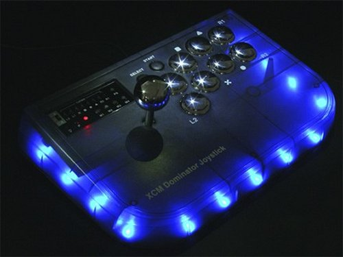 XCM Dominator joystick for PS3 ships this week for $89.99