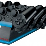 dreamGEAR offers quad controller chargers
