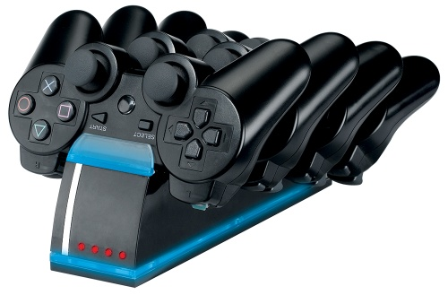 dreamGEAR PS3 Quad Dock Pro