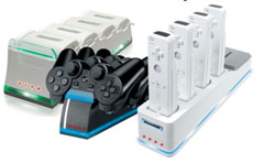 dreamGEAR Controller Chargers