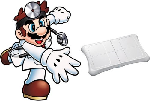 Wii Check-up Channel will let you get a second opinion from Dr. Mario