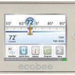 Ecobee Smart Thermostat now available