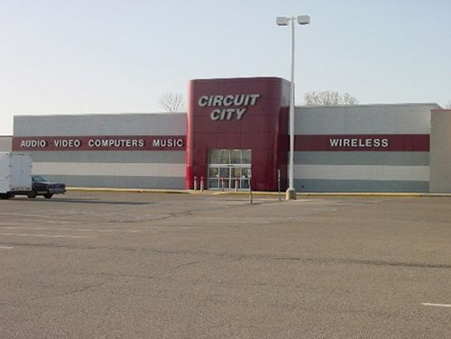 Time's up for Circuit City, they will now be liquidated
