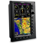 Garmin showcases new MFD aircraft units