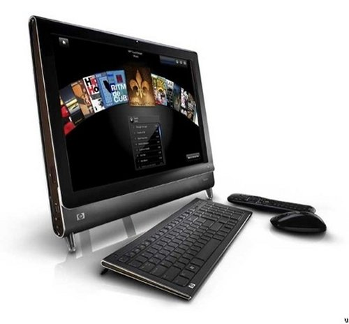 HP DX9000 TouchSmart Business PC