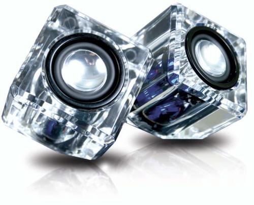 i.Sound Ice Speakers