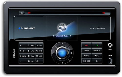 Blaupunk & miRoamer want to put Internet Radio in your Car