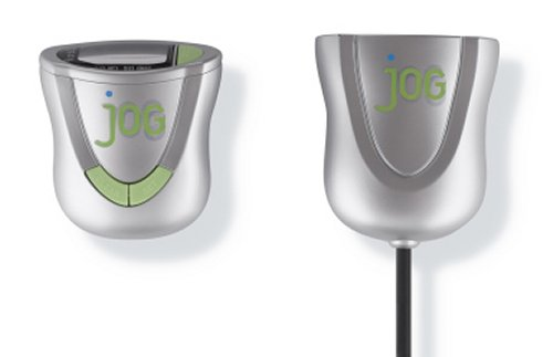 jOG forces Wii gamers to move around more