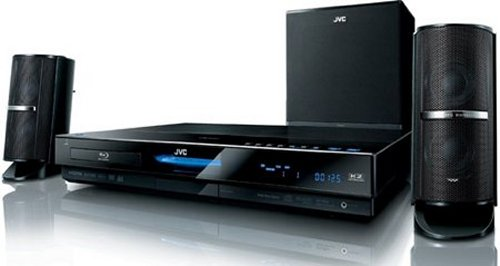 JVC's Blu-ray products come to America