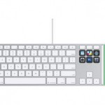 Apple keyboard concept