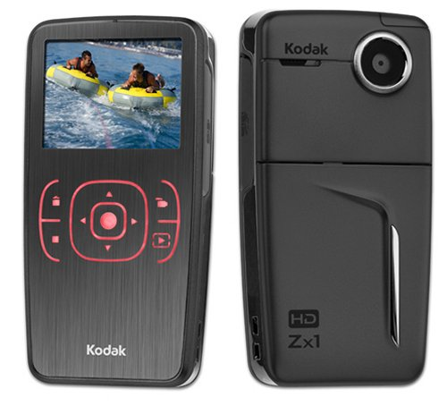 Kodak Zx1 pocket size video camera