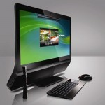 Lenovo IdeaCentre A600 All-In-One PC with Motion Remote